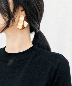 vol gold earring